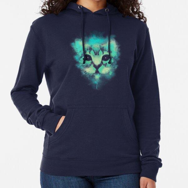 Cosmic Cat Lightweight Hoodie