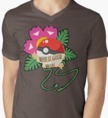 Whip it Good, Bruh Men's V-Neck T-Shirt