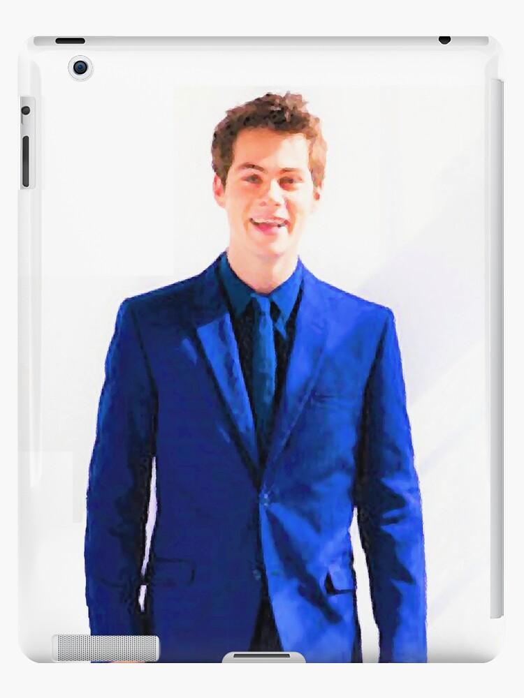 Dylan O'Brien Blue Suit