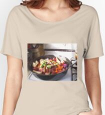 throw it all in Women's Relaxed Fit T-Shirt