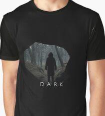 Netflix Dark Series Jonas Grafik T-Shirt