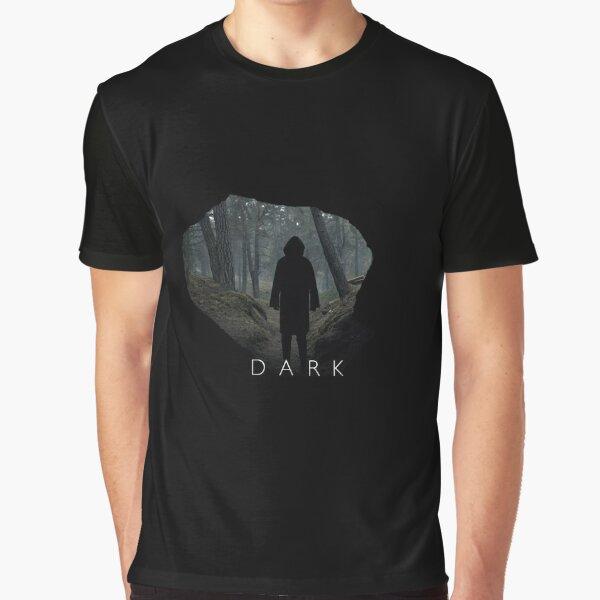 Netflix Dark Series Jonas Graphic T-Shirt