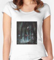 Nausicaa Women's Fitted Scoop T-Shirt