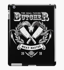Butcher iPad Case/Skin