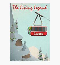 Ski Mountain, Cannon Photographic Print