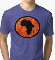 Beautiful Africa Tri-blend T-Shirt