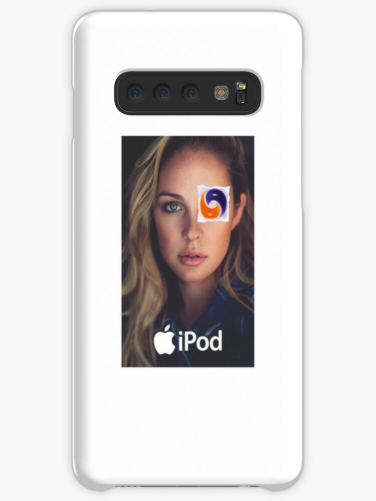 more photos 61696 07e72 'iPod, Tide Pod Meme ' Case/Skin for Samsung Galaxy by Sbooth9