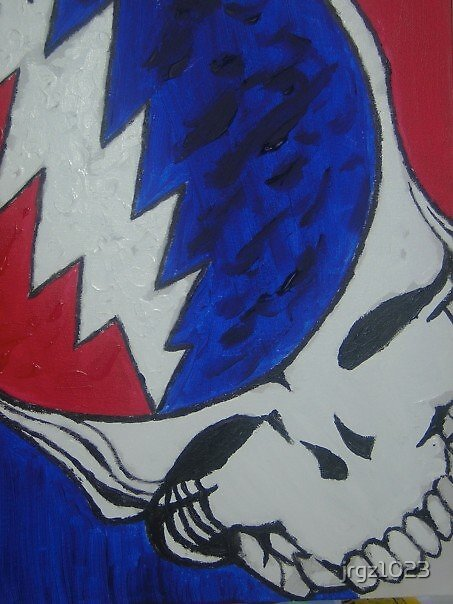 Steal Your Face by jrgz1023