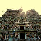 Gopuram by Vivek George Koshy