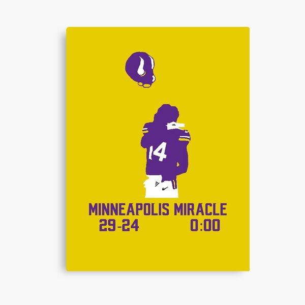 Minneapolis Miracle Canvas Print