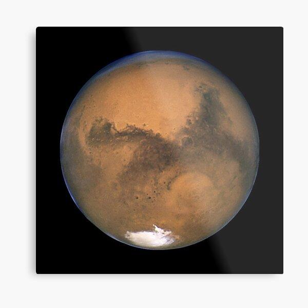 HUBBLE. MARS. Hubble Space Telescope 2003. Metal Print