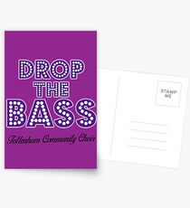 Postales Drop The Bass - Coro de la comunidad de Tottenham
