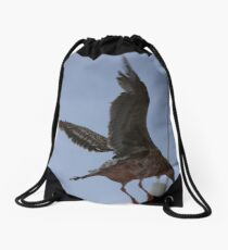Seagull Drawstring Bag