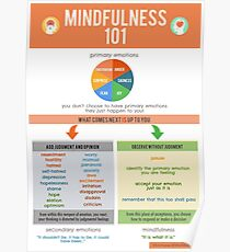 Mindfulness 101 Poster