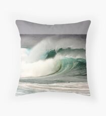 Putting on a show... Throw Pillow