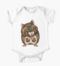 Hamster One Piece - Short Sleeve