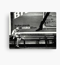Eleanor Rigby Canvas Print