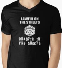 Cool Dungeons Dragons Shirt / Dungeons and Dragon Hoodie - D&D Dungeon Master Role Playing Shirt, RPG Shirt – 8 Sided Dice – DM Shirt Gift - Dungeons Dragons T-shirt - Dungeons and Dragons Mens Hoodie Men's V-Neck T-Shirt