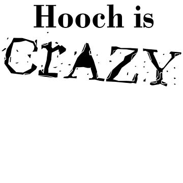 Hooch Is Crazy by Jamasia