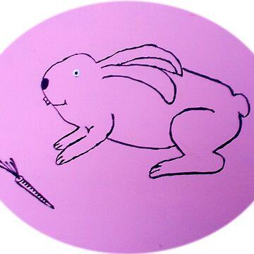 «Bunny - Lapin - Martin Boisvert» par martinb1962