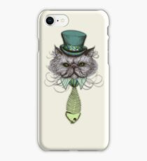 Not Your Average Cat iPhone Case/Skin