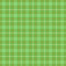 St. Patrick's Day Plaid by FrankieCat