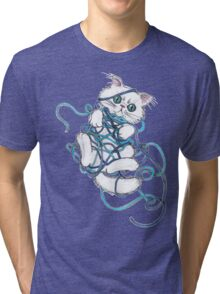I Give Up!! Tri-blend T-Shirt
