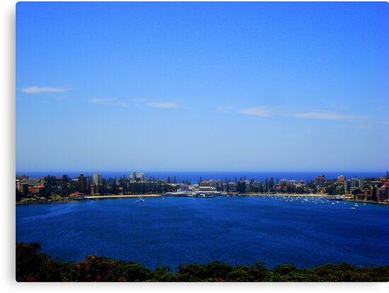 Manly, Sydney, Australia  by Of Land & Ocean - Samantha Goode