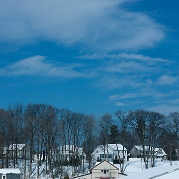 Saratoga Winter by the-chillness