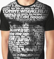 Tommy Wise Words Graphic T-Shirt