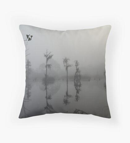 The Rorschack Sisters Throw Pillow