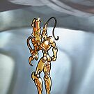 Robot Chick 001 by Ian Sokoliwski