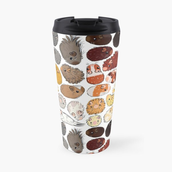 Guinea Pig Gradient Travel Mug