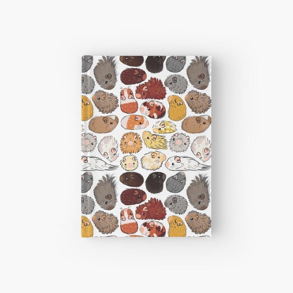 Guinea Pig Gradient Hardcover Journal