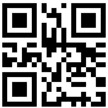 My aren't you nosy QR code by LaFranceDesigns