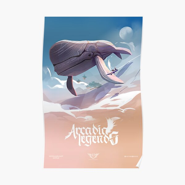 Skies of Arcadia Remix Poster