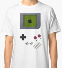 Classic old vintage Retro white milk gameboy gamewatch Classic T-Shirt