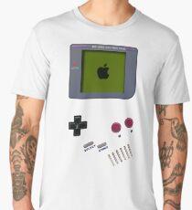 Classic old vintage Retro white milk gameboy gamewatch Men's Premium T-Shirt