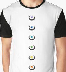 Chakras  Graphic T-Shirt