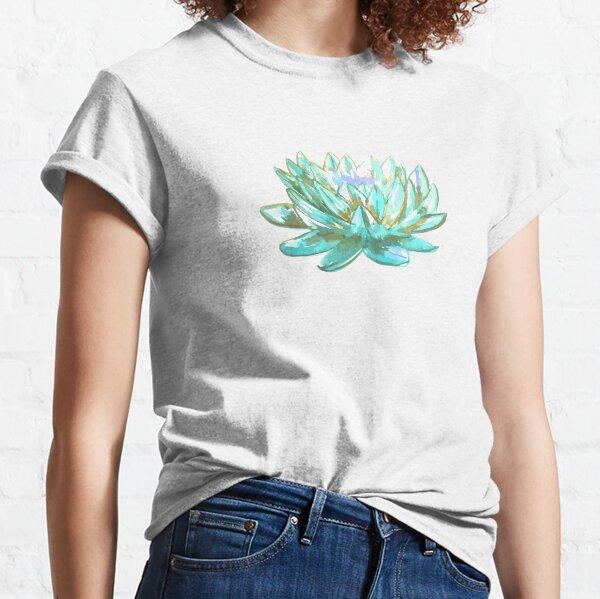 LOTUS - Teal Classic T-Shirt