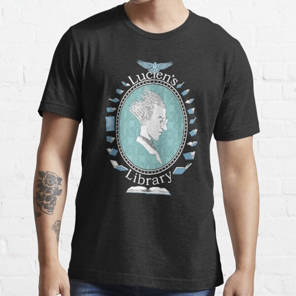 Lucien the Librarian Essential T-Shirt