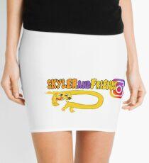 skyler and friends  Mini Skirt
