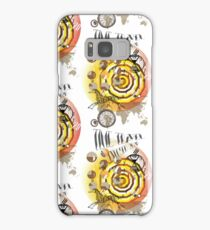 TIME TRAVEL - Exposed 2028 Samsung Galaxy Case/Skin
