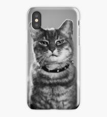 Tough Cat iPhone Case/Skin