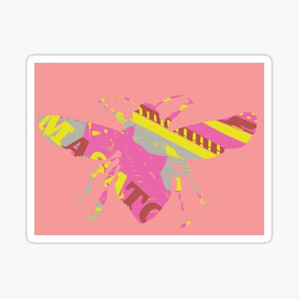 Pinkybee Sticker