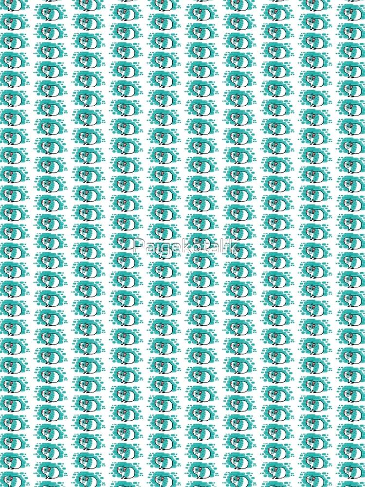 Blaues Meerschweinchen von Paigekotalik
