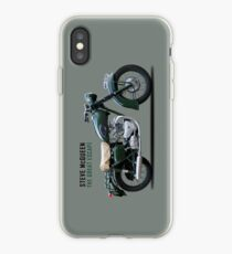 The Great Escape Motorcycle iPhone Case