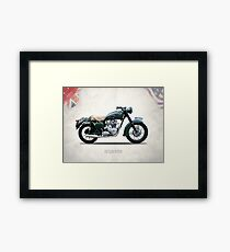 The Great Escape Motorcycle Framed Print