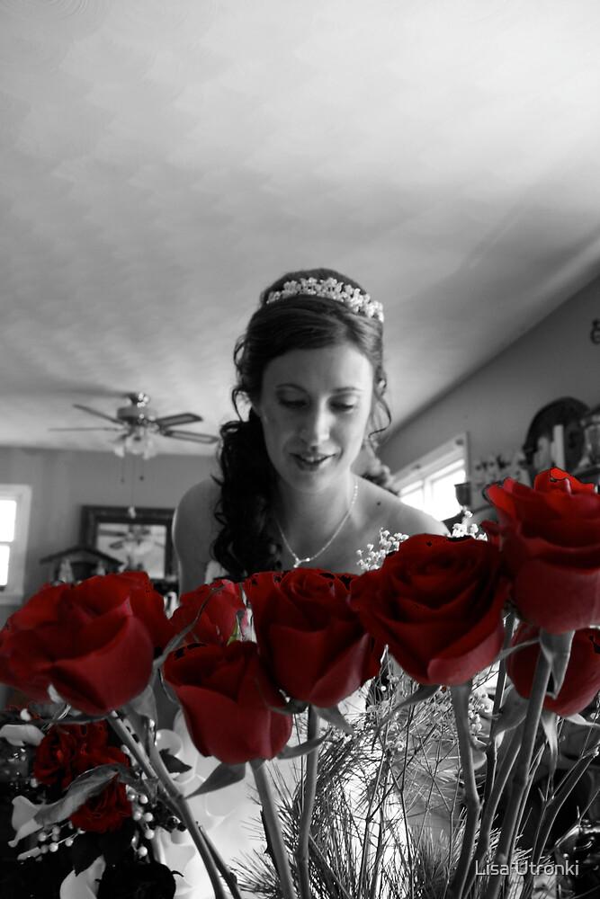 I got flowers by Lisa Utronki