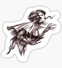 Witch - 5 Sticker